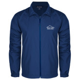 Full Zip Royal Wind Jacket-Physical Therapy