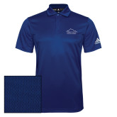 Adidas Climalite Royal Game Time Polo-Physical Therapy