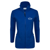 Columbia Ladies Full Zip Royal Fleece Jacket-Physical Therapy