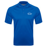 Royal Textured Saddle Shoulder Polo-Physical Therapy