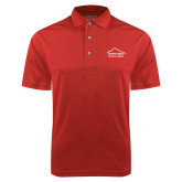 Red Dry Mesh Polo-Physical Therapy