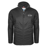 Columbia Mighty LITE Charcoal Jacket-Physical Therapy