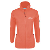 Columbia Ladies Full Zip Coral Fleece Jacket-Physical Therapy