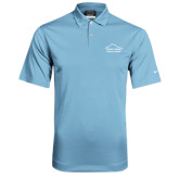 Nike Dri Fit Light Blue Pebble Texture Sport Shirt-Physical Therapy