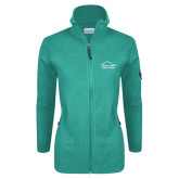 Columbia Ladies Full Zip Seaglass Fleece Jacket-Physical Therapy