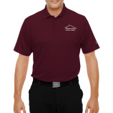 Under Armour Maroon Performance Polo-Physical Therapy
