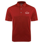 Cardinal Dry Mesh Polo-Physical Therapy