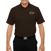 Under Armour Brown Performance Polo-Physical Therapy