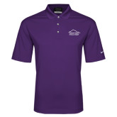 Nike Golf Dri Fit Purple Micro Pique Polo-Physical Therapy