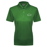 Ladies Kelly Green Dry Mesh Polo-Physical Therapy