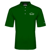 Nike Golf Dri Fit Dark Green Micro Pique Polo-Physical Therapy