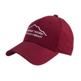 Cardinal Heavyweight Twill Pro Style Hat-Physical Therapy
