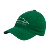 Kelly Green OttoFlex Unstructured Low Profile Hat-Fitness Center