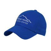 Royal Heavyweight Twill Pro Style Hat-Fitness Center
