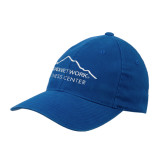 Royal OttoFlex Unstructured Low Profile Hat-Fitness Center
