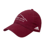 Adidas Cardinal Slouch Unstructured Low Profile Hat-Fitness Center
