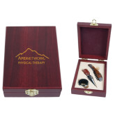 Tuscany Wine Set-Physical Therapy Engraved