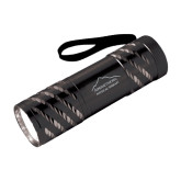 Astro Black Flashlight-Physical Therapy Engraved