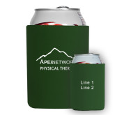 Collapsible Green Can Holder-Physical Therapy
