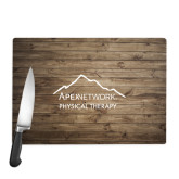 Cutting Board-Wood Background Graphic