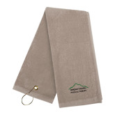 Stone Golf Towel-Physical Therapy