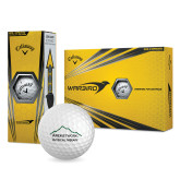 Callaway Warbird Golf Balls 12/pkg-Physical Therapy
