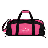 Tropical Pink Gym Bag-Physical Therapy