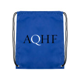 Royal Drawstring Backpack-AQHF