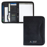 Insight Black Calculator Padfolio-AQHF