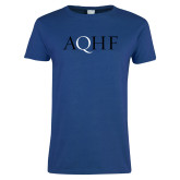 Ladies Royal T Shirt-AQHF