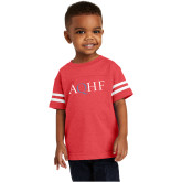 Toddler Vintage Red Jersey Tee-AQHF
