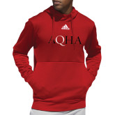 Adidas Red Team Issue Hoodie-AQHA