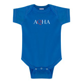 Royal Infant Onesie-AQHA