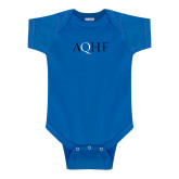 Royal Infant Onesie-AQHF