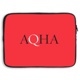 15 inch Neoprene Laptop Sleeve-AQHA