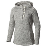 Columbia Ladies Darling Days Sea Salt Pullover-AQHA