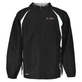 Holloway Hurricane Black/White Pullover-AQHA