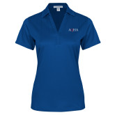 Ladies Royal Performance Fine Jacquard Polo-AQHA