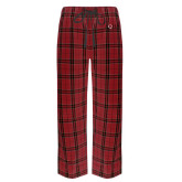 Red/Black Flannel Pajama Pant-AQHA