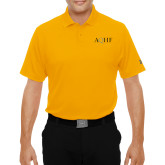 Under Armour Gold Performance Polo-AQHF