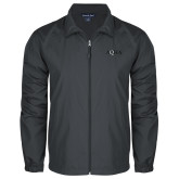 Full Zip Charcoal Wind Jacket-AQHA
