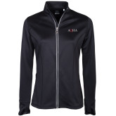 Ladies Callaway Stretch Performance Black Jacket-AQHA