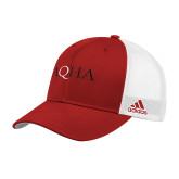 Adidas Red Structured Adjustable Hat-AQHA