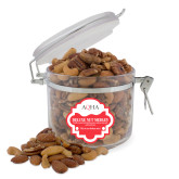 Deluxe Nut Medley Round Canister-AQHA