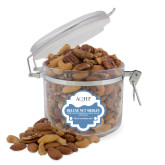 Deluxe Nut Medley Round Canister-AQHF