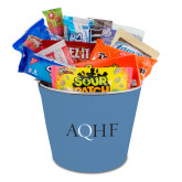 Metal Gift Bucket w/Neoprene Cover-AQHF