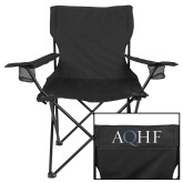 Deluxe Black Captains Chair-AQHF