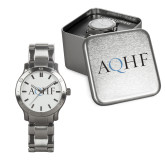 Mens Stainless Steel Fashion Watch-AQHF