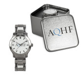 Ladies Stainless Steel Fashion Watch-AQHF