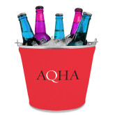 Metal Ice Bucket w/Neoprene Cover-AQHA